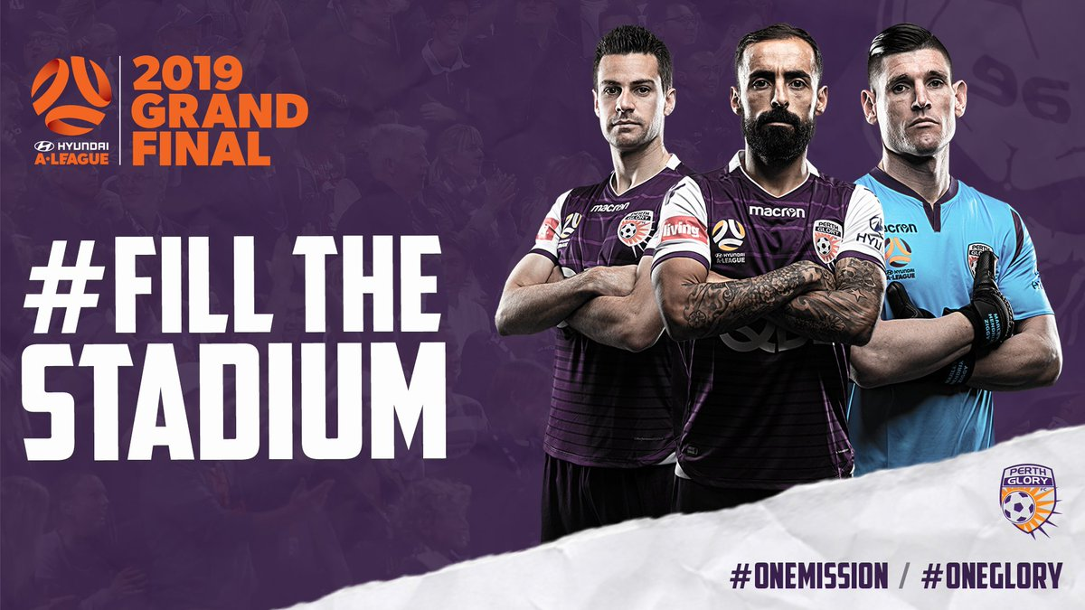a6941a924be Perth Glory FCVerified account  PerthGloryFC