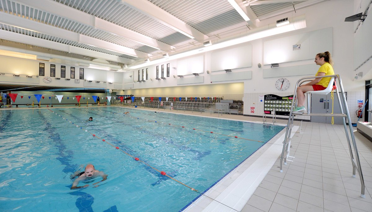 Every weekday we have a lane swim so that you can pop over on your lunch, or if you work shifts this would be an ideal time. Mon 11-1.30pm and Tues-Fri 12-1.30pm. #loveswimming