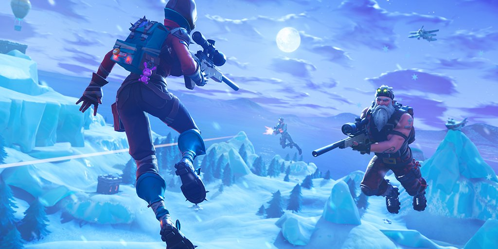 fortnite ltm update one shot duos is now live pic twitter com 4od3o2gb09 - fortnite ps4 free skin how to get