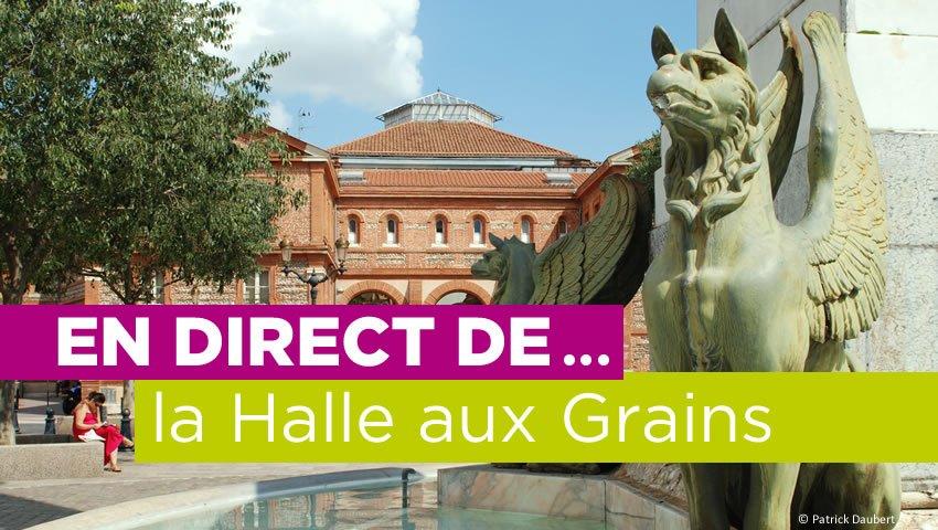 outlet store dbd01 1e1b0 Répétition avec l  ONCT Toulouse   https   youtu.be ghkS3m1FxQ8 - Visite du  toit, des ponts et des régies   https   youtu.be lmweChKydAQ ...