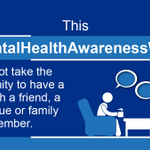 Image for the Tweet beginning: #Mentalhealth issues can impact on