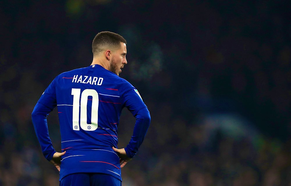 Hazard has served this club brilliantly. Chelsea Legend  351 apps 108 goals 78 assists PL FA Cup League Cup Europa League PL Player of the Season  PL Playmaker of the Season#CFC Player of the Year#CFC Goal of the Year