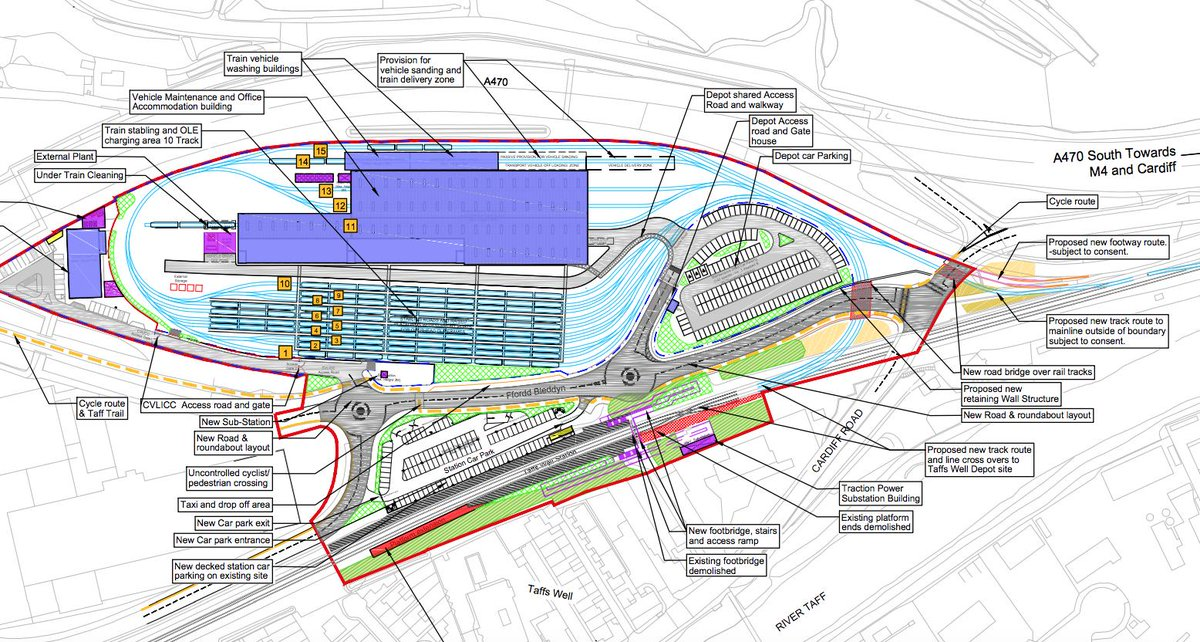 137eba88ba8 ... cycling is disappointing from @tfwrail Deadline for responses is 20 May  https://planningonline.rctcbc.gov.uk/online-applications/applicationDetails.do?