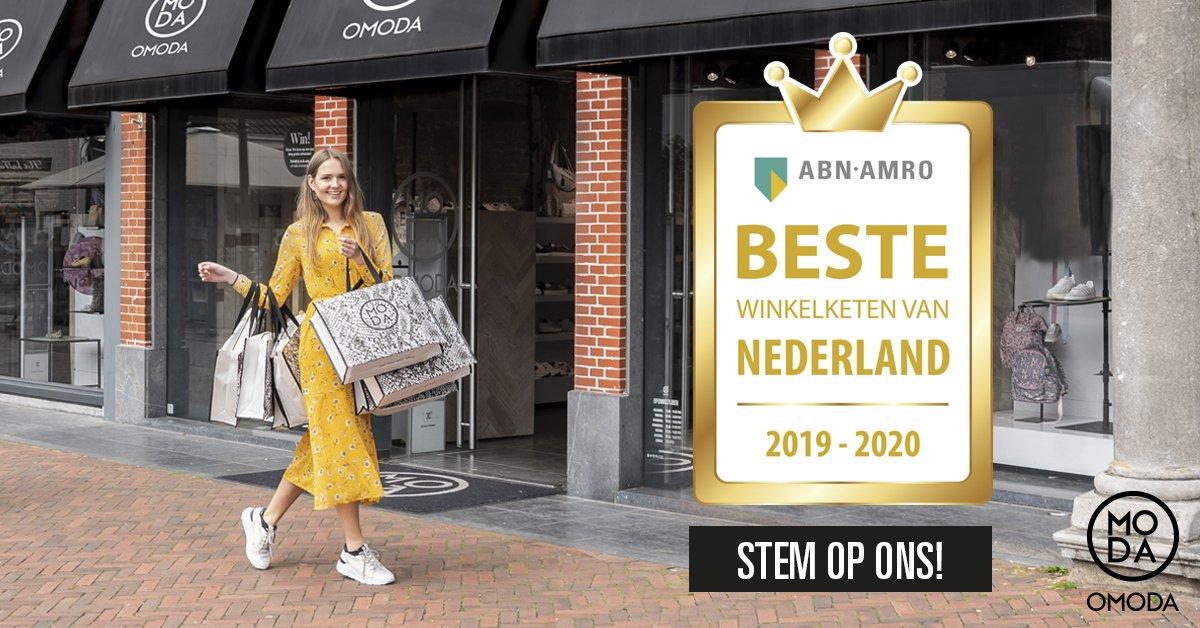 f348ab01e08 ... stap te zetten richting die felbegeerde titel: 'beste winkelketen van  Nederland in schoenen'. Stemmen kan via: http://www.bestewinkelketen.nl/ omoda ...