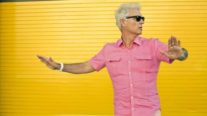 Happy Birthday to the greatest musician of all time, David Byrne