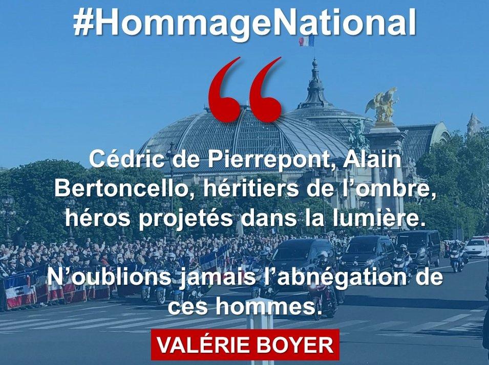 Valérie Boyer's photo on Invalides