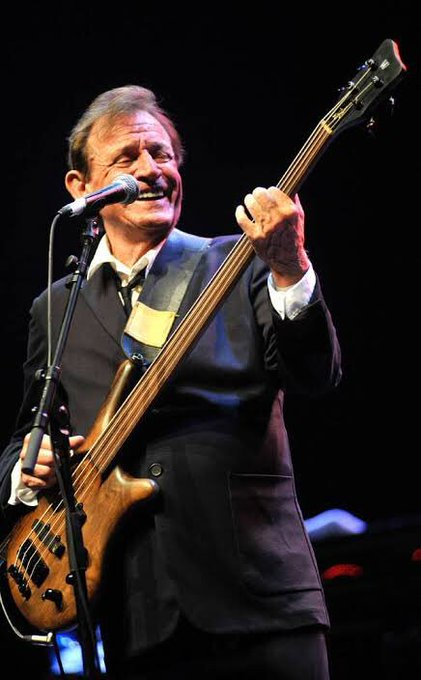 Happy Birthday Jack Bruce of CREAM