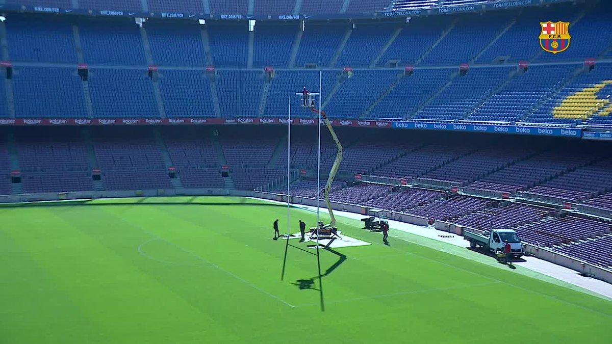 FC Barcelona's photo on Nou Camp
