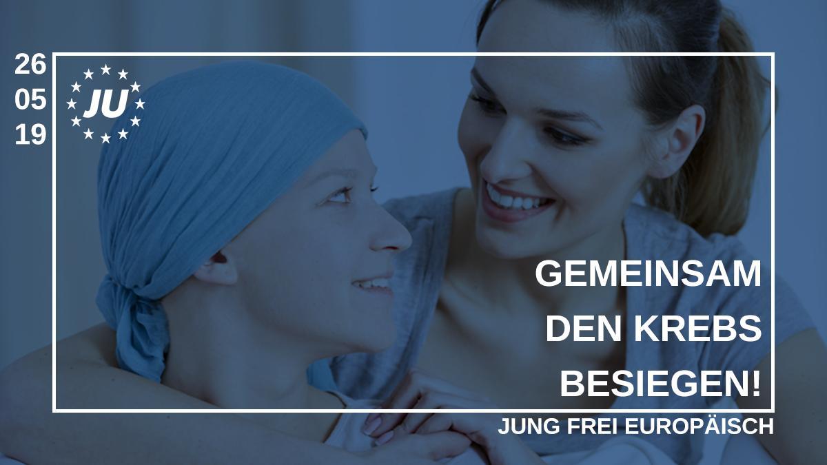 Europa ist auch eine starke Forschungsgemeinschaft. Deshalb wollen wir gemeinsam mit @ManfredWeber einen Plan zur Bekämpfung von #Krebs entwickeln. Am 26. Mai @CDU wählen! #Europawahl2019 #26MaiCDU 🇪🇺