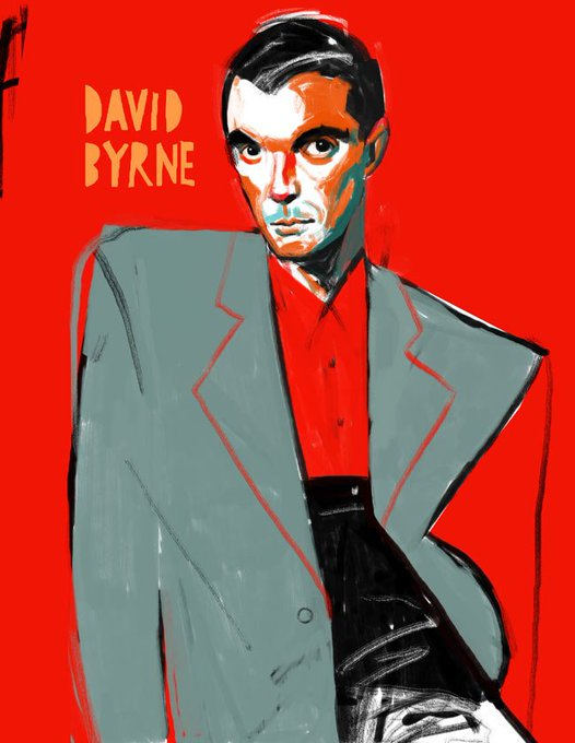 Happy Birthday David Byrne !!