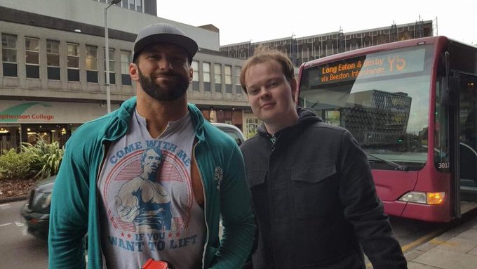 Happy Birthday Zack Ryder. Hope you re having a great day!