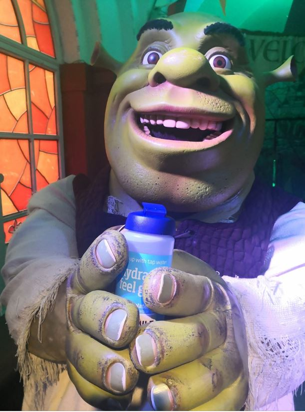 test Twitter Media - #hydrateyourSMILE - a great initiative carried out by Smile Connect to encourage healthy living and hydration.   The group were recently funded by @wessexwater Community Fund we manage and also received 120 water bottles to give away. Even Shrek is ogrejoyed :) https://t.co/VTfJSODJzB