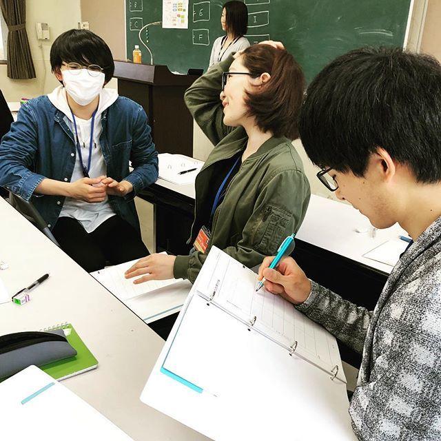 入学後、勉強し就職まで…理想の自分像を考えるグループワークを行なっています#新潟コンピュータ専門学校 #nsgカレッジリーグ #研修 #妙高 #グループワーク #夢 #将来 #就職 #勉強 #自分磨き #発表 #1年生 #新潟 #専門学校