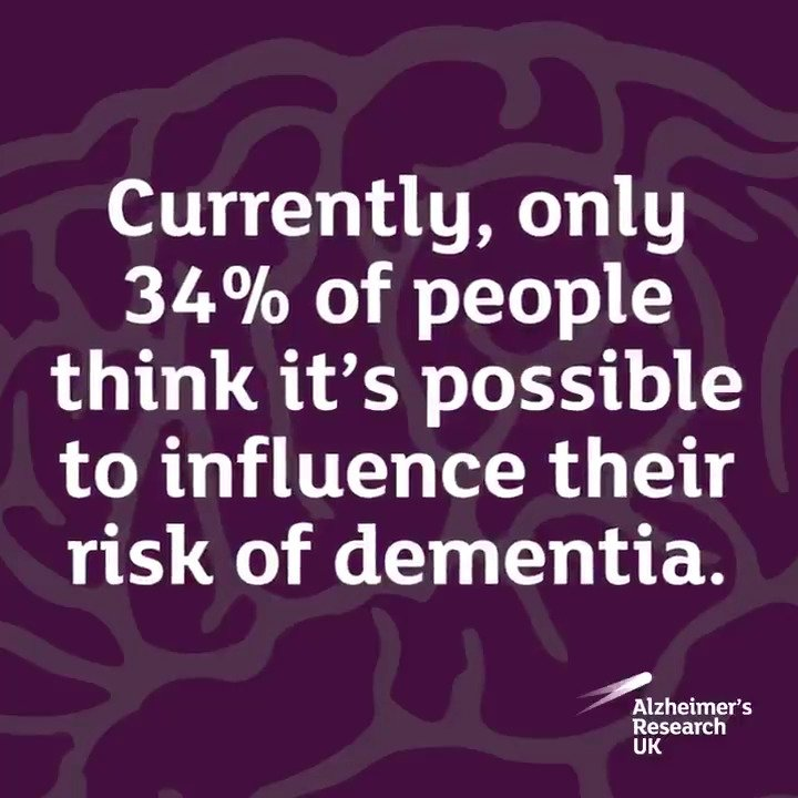 """Last week @WHO released evidence based recommendations for reducing dementia risk. The report """"strongly recommends"""" four ways to reduce personal risk of developing dementia. The full report can be found on the WHO website: https://www.who.int/mental_health/neurology/dementia/guidelines_risk_reduction/en/…"""