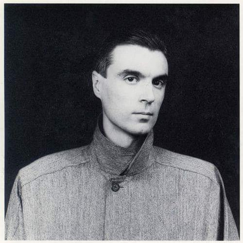 Happy birthday David Byrne! (67 years today)  Ph. Robert Mapplethorpe