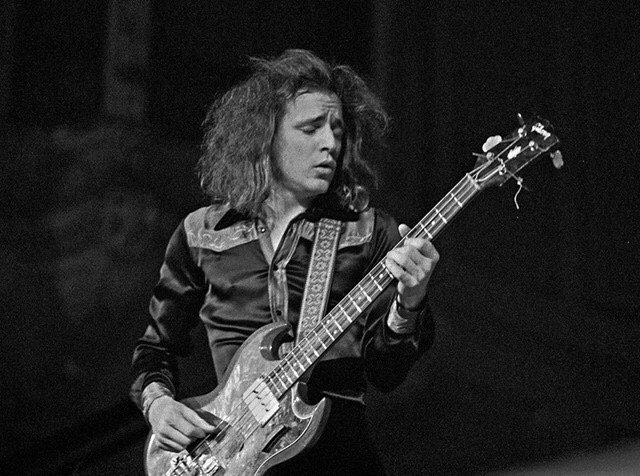 Happy Birthday Jack Bruce, the voice and the bass of Cream. Born In The Rock 5/14/1943.