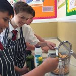 Image for the Tweet beginning: Our Year 8 Food &