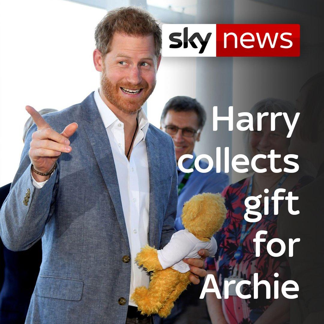 Meghan Markle, Prince Harry, Baby