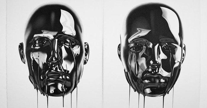 Artista italiano crea bellissimi #disegni a penna iperrealistici di oggetti della cultura pop #arte #iperrealismo #AlessandroPaglia: https://t.co/36ejPwgFzK https://t.co/myOWYDN6Tg