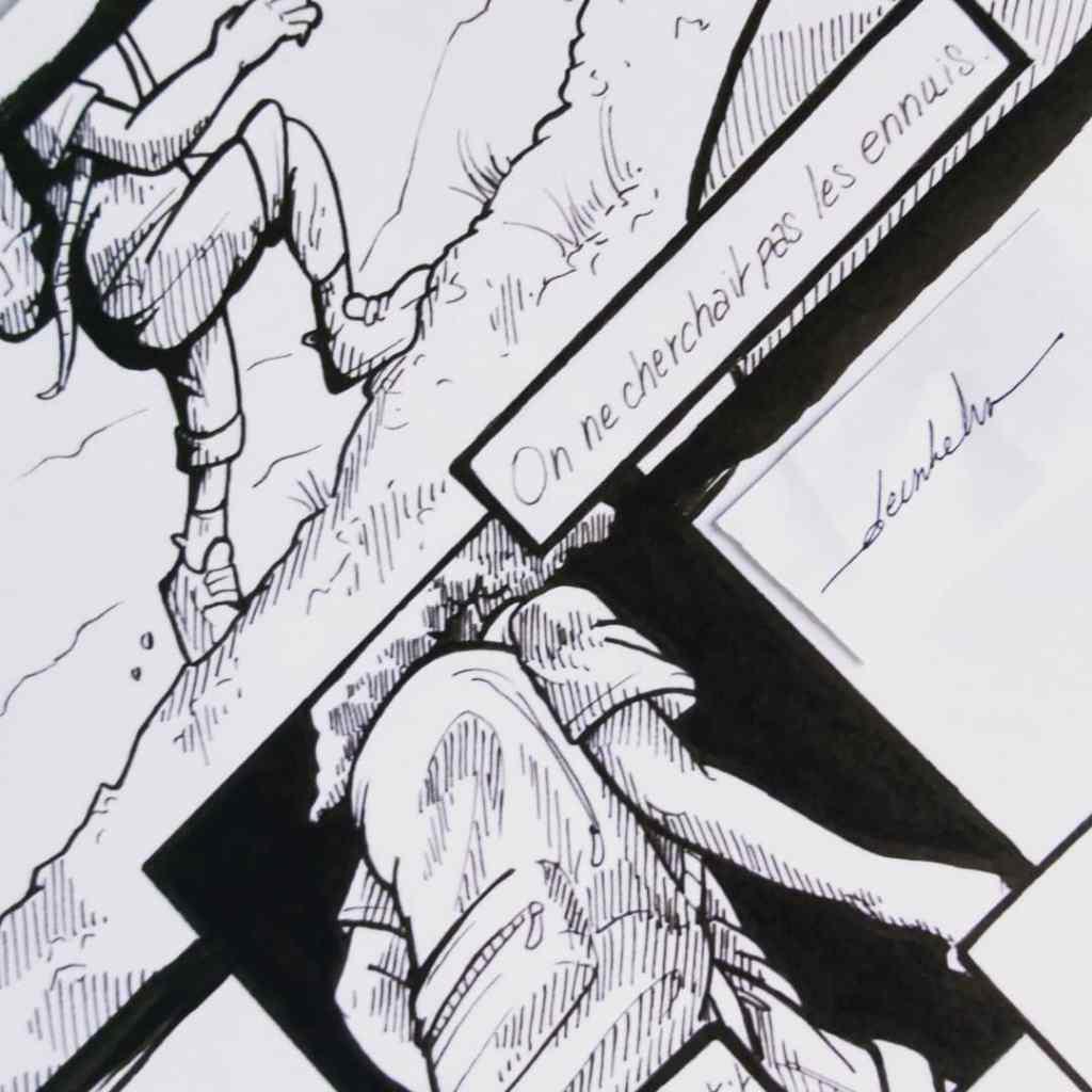 Comic book project https://t.co/SFKPJG6Pyt https://t.co/ZITMcq8HJR