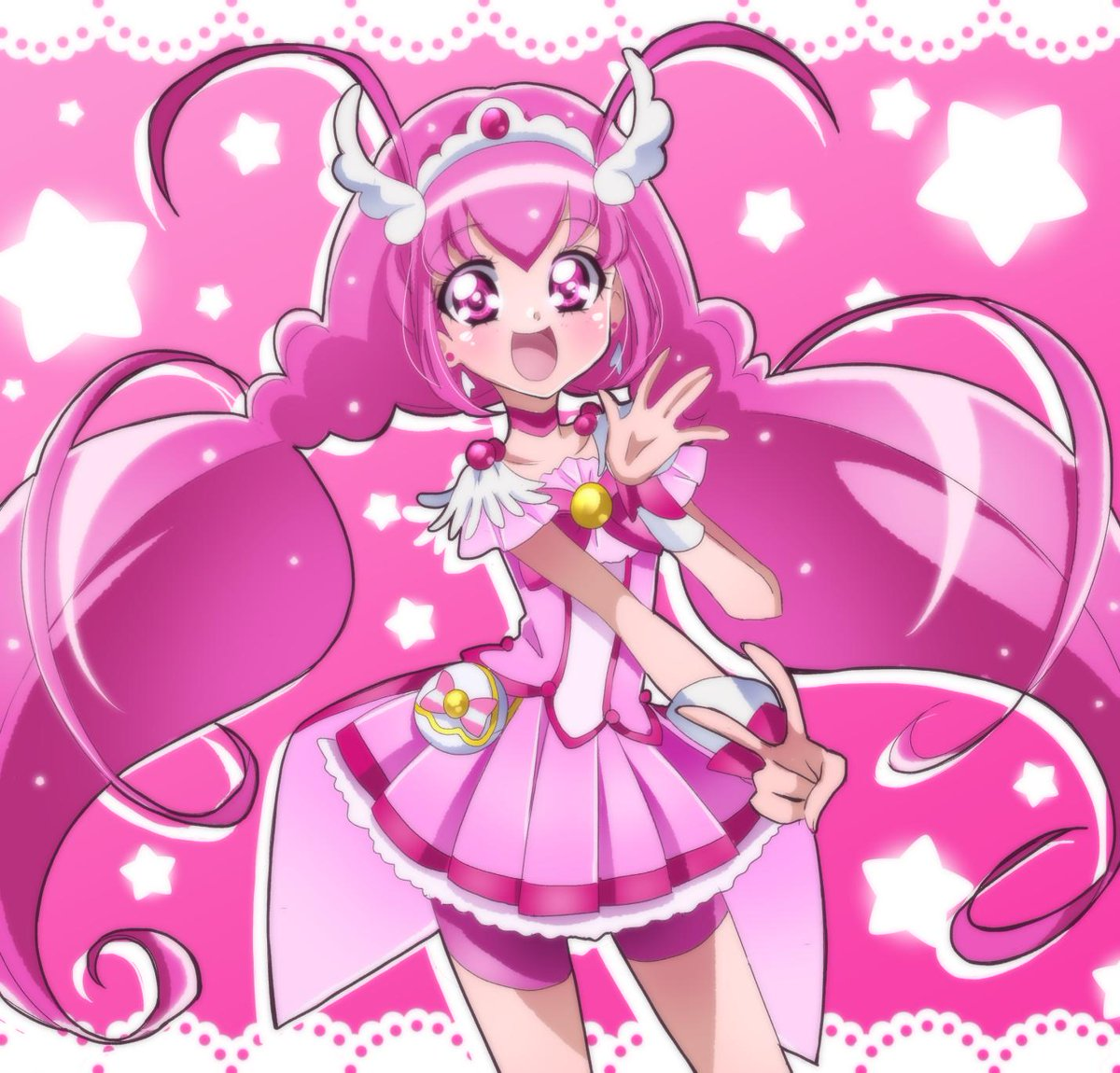 Cure Happy / Glitter Lucky <3 #キュアハッピー #プリキュア