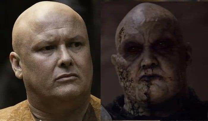 Profile pic vs tagged pic #GameofThrones