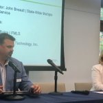 In #RealEstate to earn your customer it's takes education about what the MLS does says Mike Cotrill MLS Technology and it's treating customers how you would like to be treated says Marsha Buice @Fmls_news at 😆@councilofmls BITTT w/moderator John Breault #makingthemarketwork