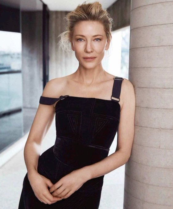 Happy 50th birthday to the one and only, Cate Blanchett