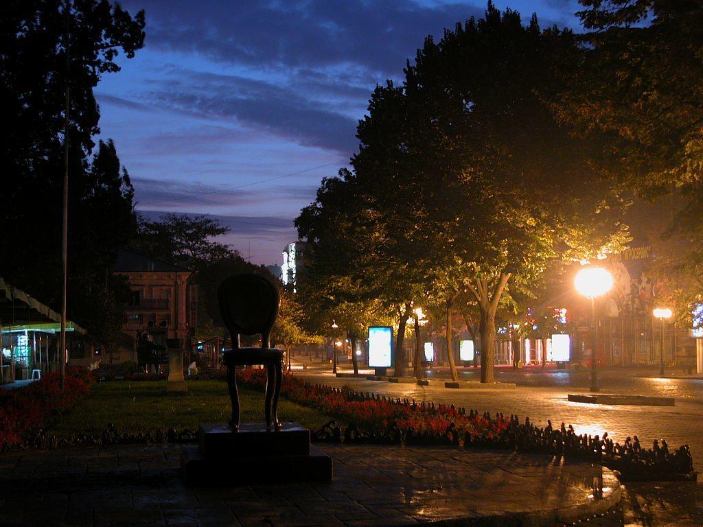 репортажная съемка фото улиц ночного ейска как игра