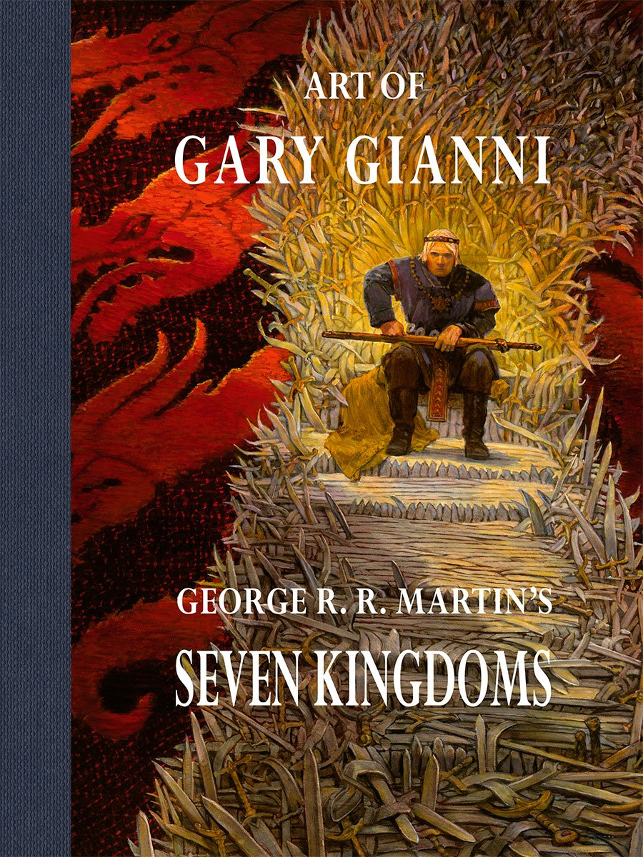 You can order our upcoming book, Art of Gary Gianni for George R. R. Martin's Seven Kingdoms, through Previews to stock your comic book stores. Orders are  due on May 18th. https://previewsworld.com/Catalog/MAY191708…