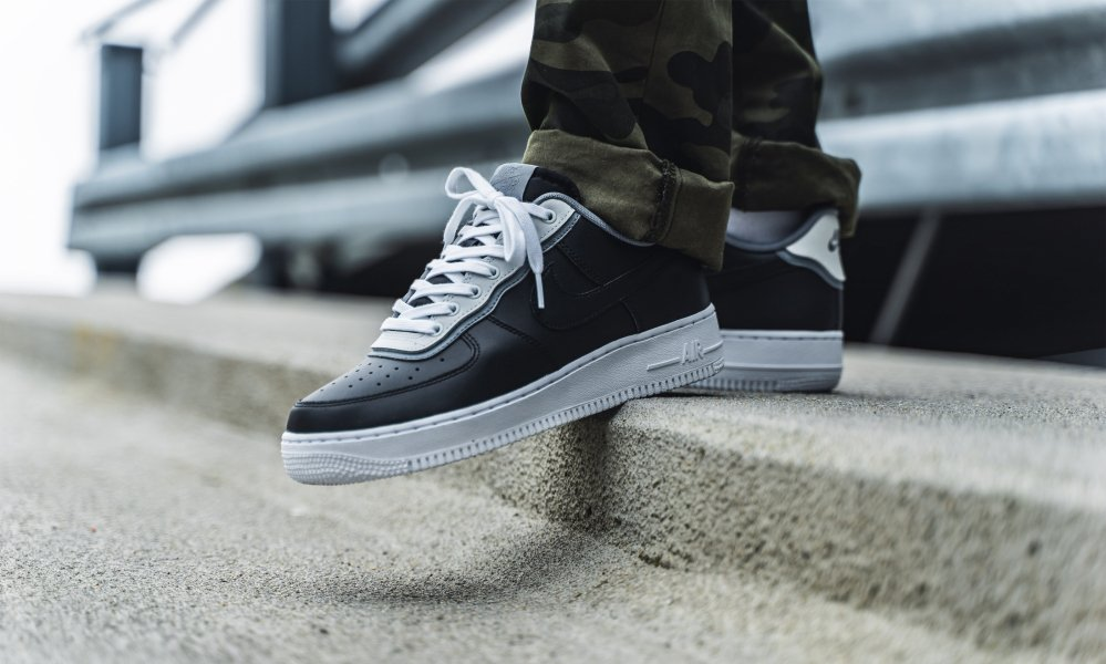 32818c3993a0 ... Air Force 1  07 LV8 that feature layered eyestays and heeltabs