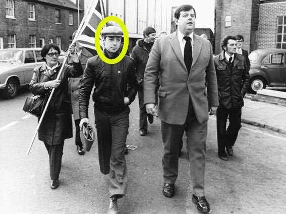 BBC_HaveYourSay Will you be asking Farage if he appeared on Demos with National Front leader Martin Webster in 1979?#BBCAskThis