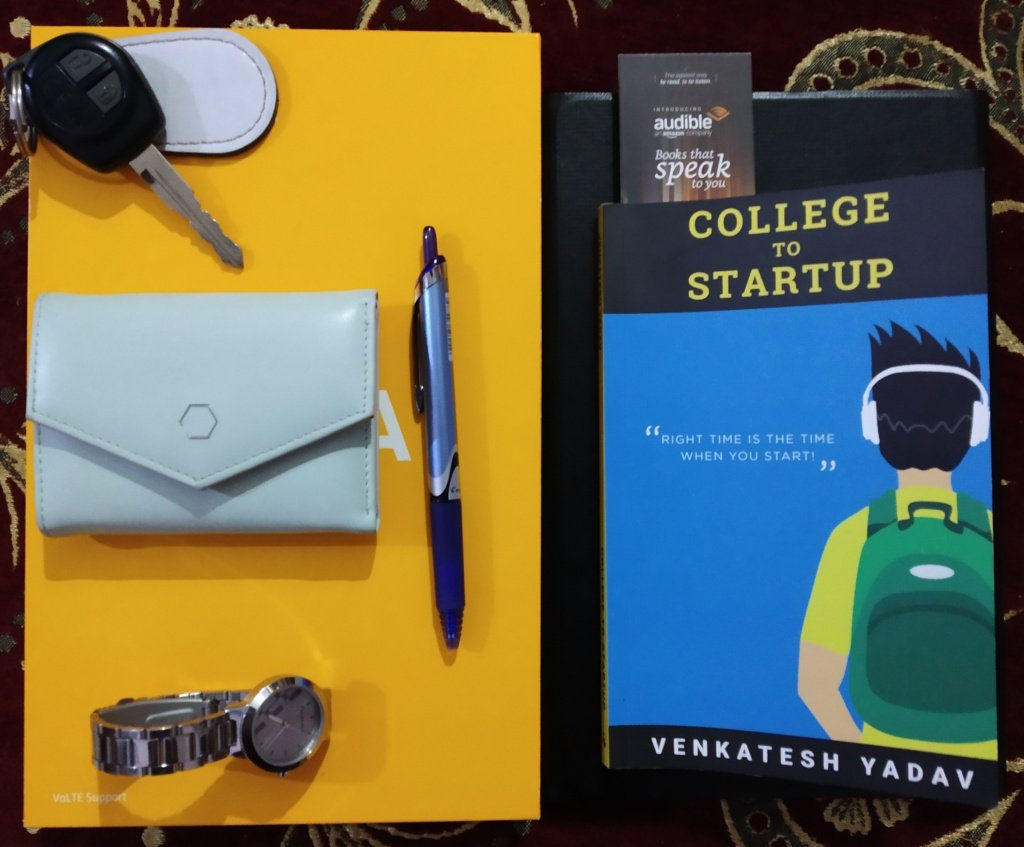 Book Review: College to Startup by Venkatesh Yadav https://theenigmaticcreation.wordpress.com/2019/05/14/book-review-college-to-startup-by-venkatesh-yadav/ …