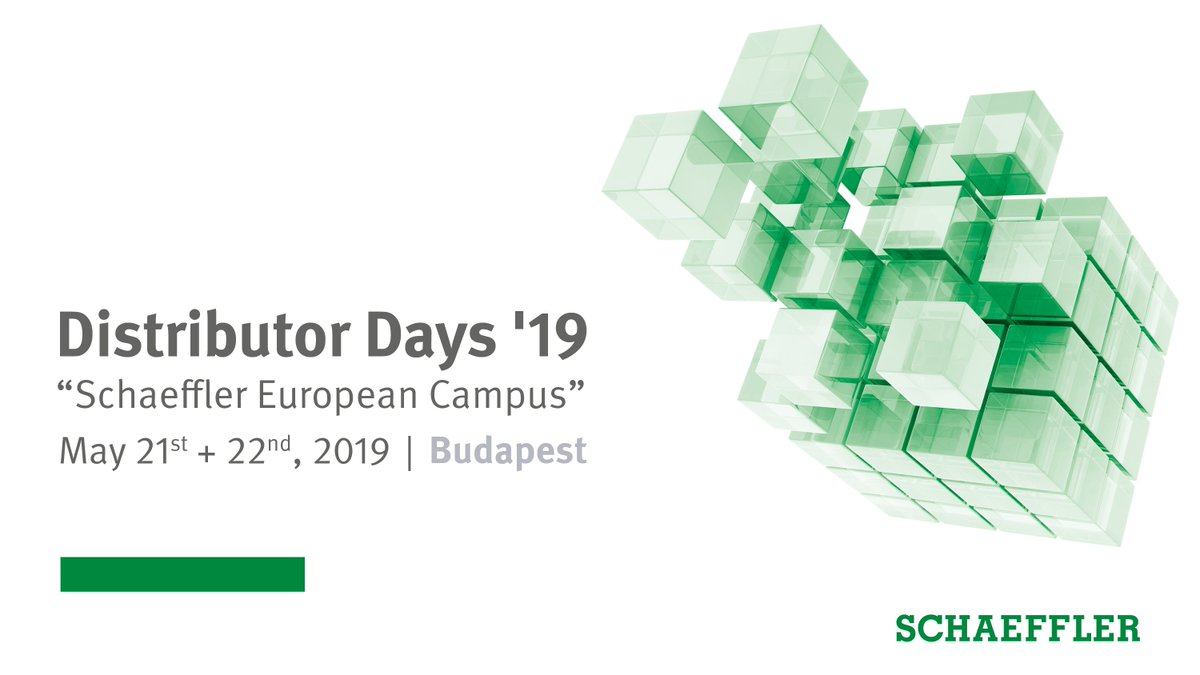 ee5f06475f59 ... European countries to the Distributor Days Europe in  Budapest on May  21   22. We re looking forward to the event!  Industrialpic.twitter .com Lh1NQAtjYz