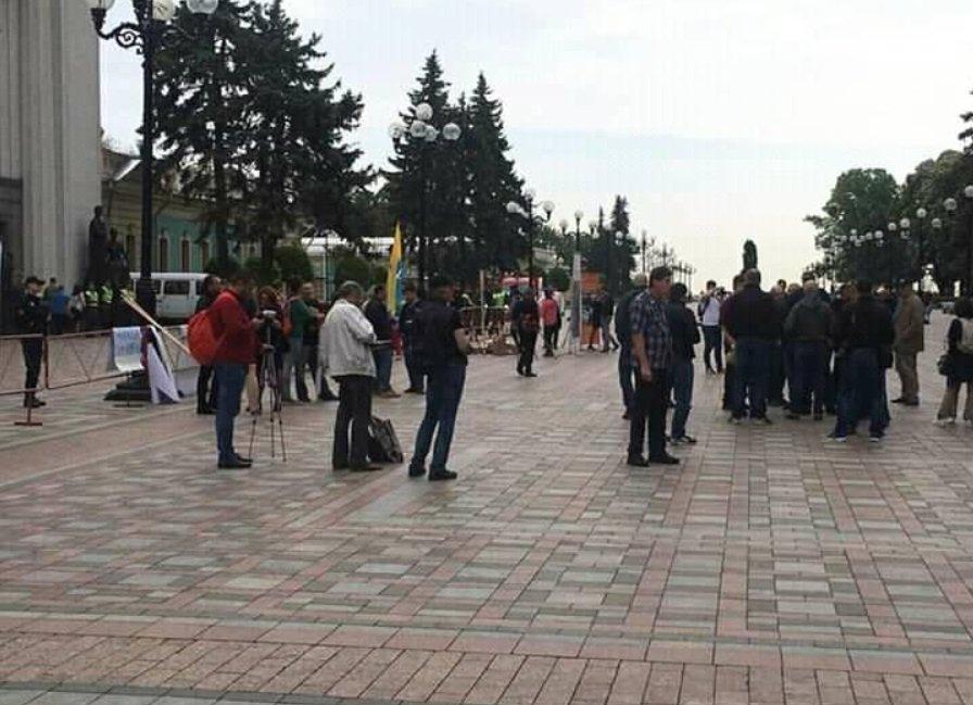 Большинство нардепов проголосуют за то, чтобы провести инаугурацию 28 мая, - Тетерук - Цензор.НЕТ 5562