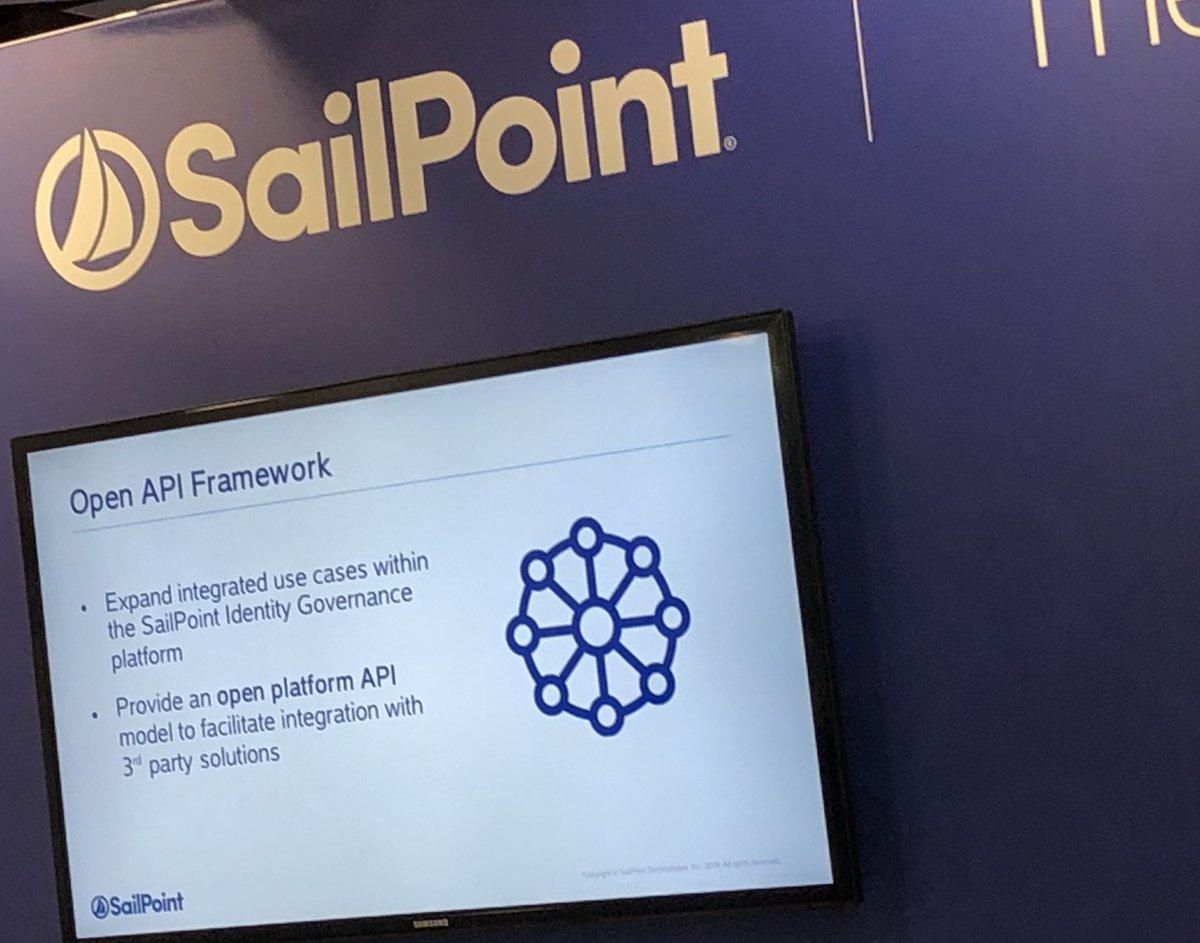 sailpoint hashtag on Twitter