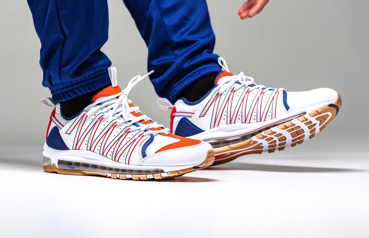 fb5366d29e56 Plenty of sizes remain for the new Clot x Nike Air Max 97 Haven on Nike CA  for  260 + free shipping! https   bit.ly 2V98yoR pic.twitter.com gCRYiMPcrE