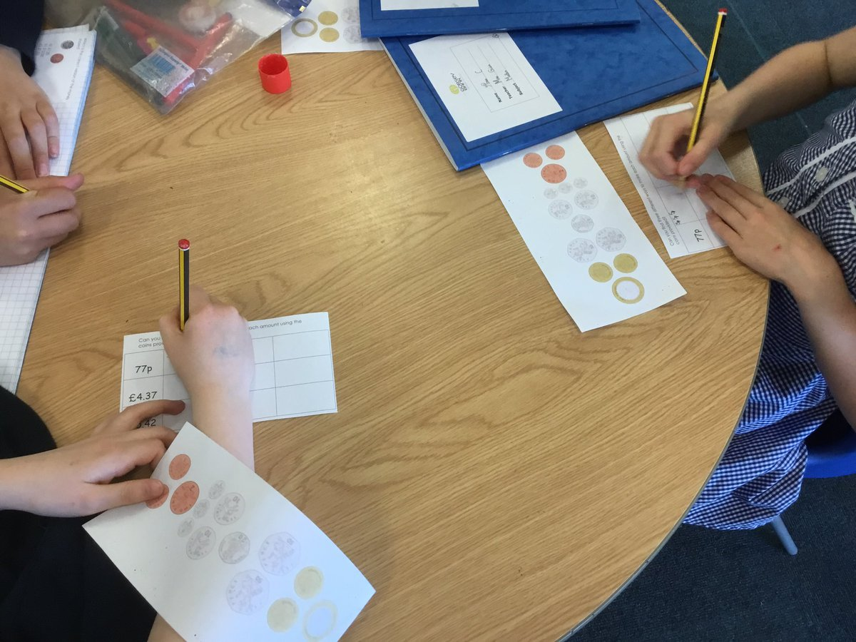 test Twitter Media - How many different combinations of coins can you make to make these different amounts? #gorseymaths https://t.co/YPGIgx94Rj