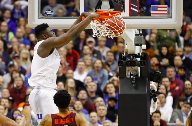Chris Kirschner's photo on Zion Williamson