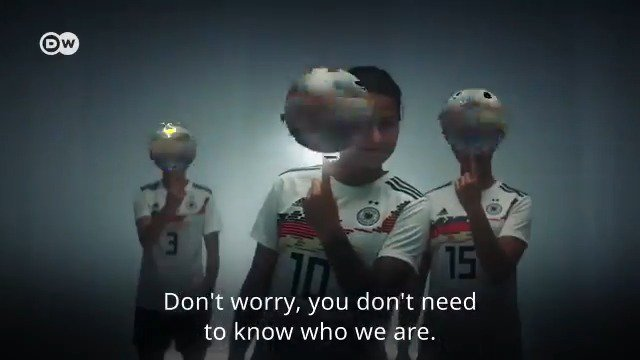 Recommended viewing: Germany are ready for the Women's World Cup (via @dw_sports)