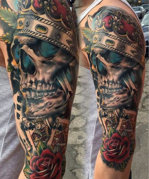 Pics Photos Cool Upper Arm Tattoo For Guys Tattoos Bea75778