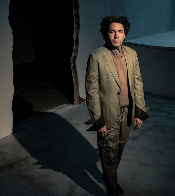"""Flaunt's piece on superstar conductor Gustavo Dudamel is stellar: """"...When we play Beethoven in Peru, for instance, we can play him as a European composer with a Peruvian identity, or a Venezuelan one, or Argentine, or Japanese.""""   https://bit.ly/2W5npoN #dudamel #flaunt"""