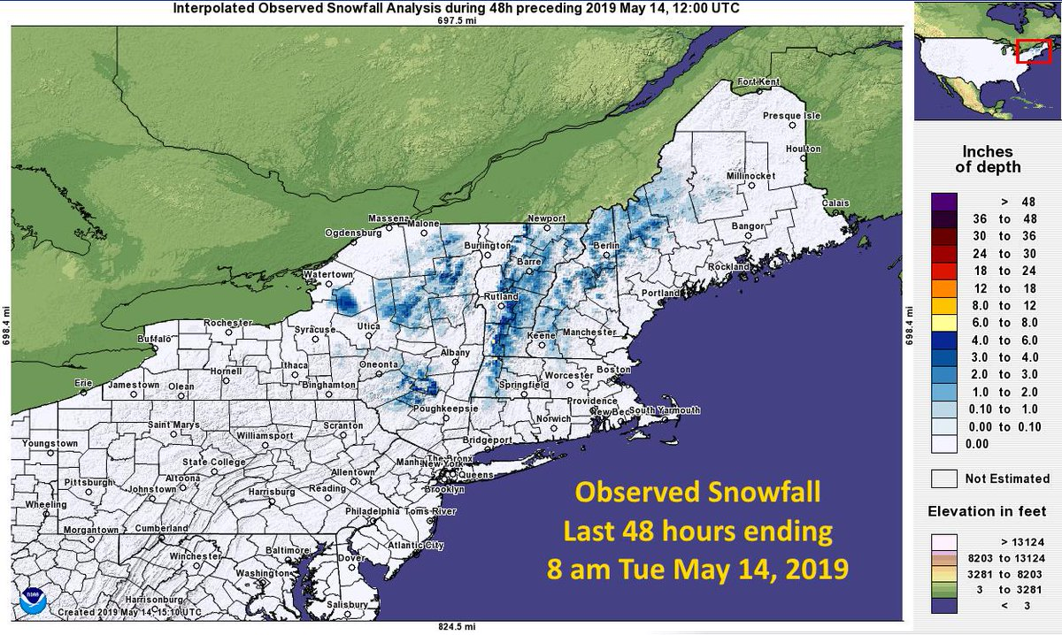 Calendar Says Its Winter But I Find >> Nws Eastern Region On Twitter The Calendar Says It Is Mid May But