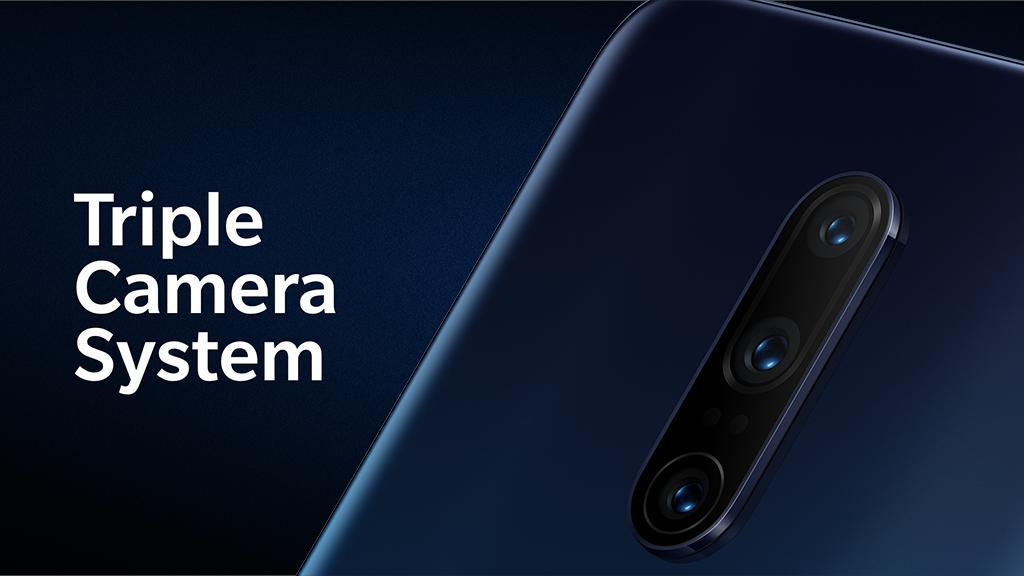 Die Tripple Kamera vom OnePlus 7 Pro