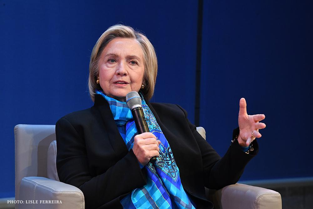 Hillary Clinton top tweets