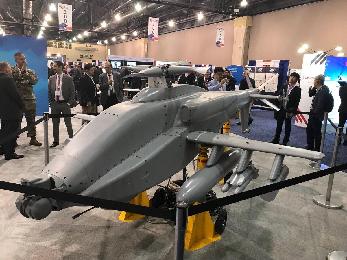 Nuevos Helicopteros de ataque: Skyworks ofrecerá nuevo avión gyrodyne de combate del Ejército de EE. UU. D6iZO7UX4AEOjBv