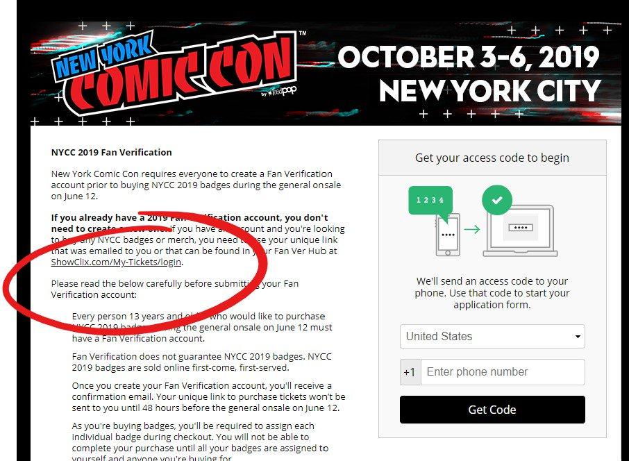 New York Comic Con on Twitter: