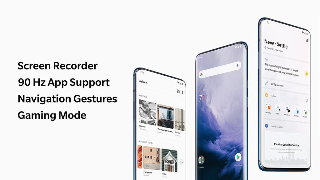 Das OnePlus 7 Pro