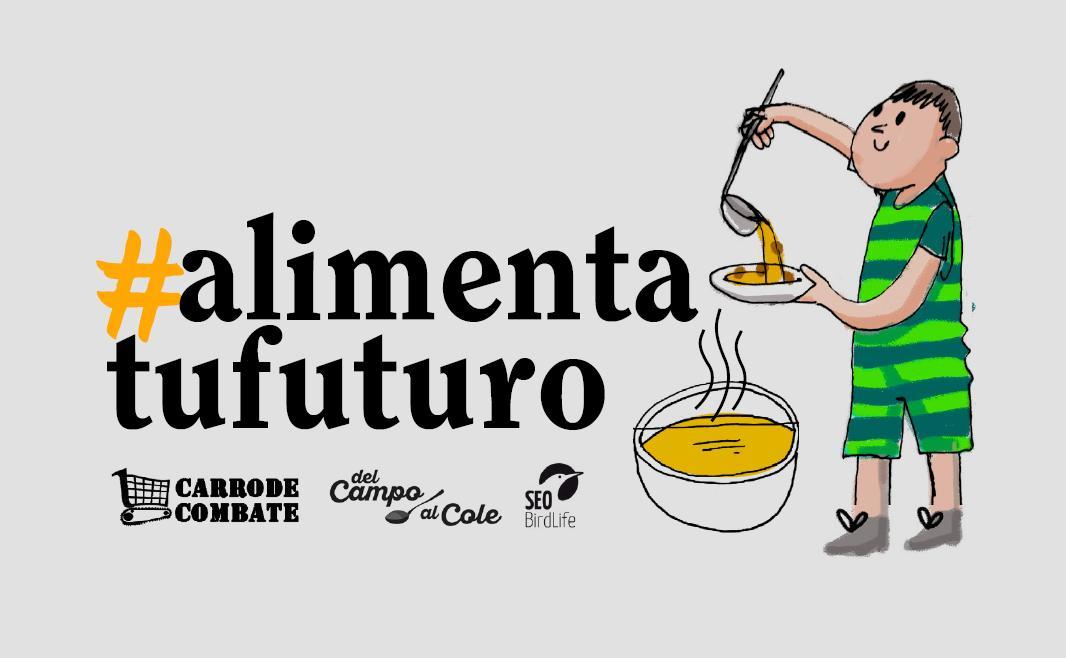 Seguimos hablando de comedores escolares en #España nuestra campaña #AlimentatuFuturo junto a @delcampoalcole y @SEO_BirdLife. Hoy repasamos datos por CCAA #ComedoresEscolares #AlimentaciónInfantil