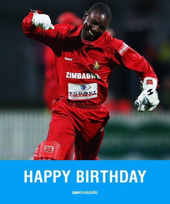 Happy Birthday to former Zimbabwe captain Tatenda Taibu He turns 36 today